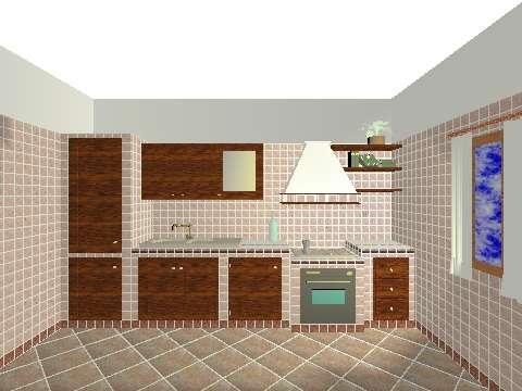 Cucina 3d great progettare la tua lube cucine aiuole con - Progettare cucina 3d gratis ...